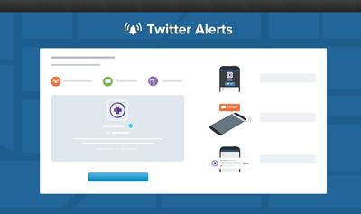 Twitter sediakan fitur peringatan darurat