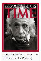 Tokoh Albert Einstein
