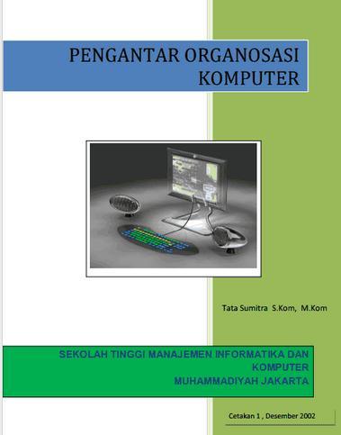 Organisasi Komputer & Arsitektur Komputer