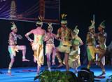 Tarian Cakalele dari Maluku fls2n